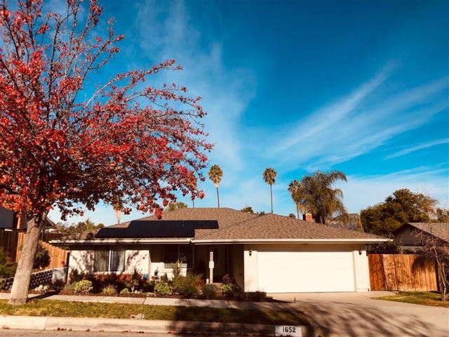 1652 Kenora Dr, Escondido, CA 92027 (#190001320) :: Welcome to San Diego Real Estate