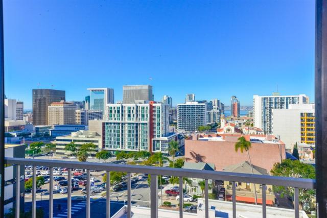 1514 7th Avenue #602, San Diego, CA 92101 (#190001654) :: Coldwell Banker Residential Brokerage
