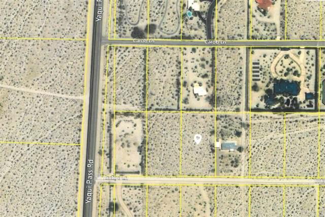 Indigo Lane #12, Borrego Springs, CA 92004 (#190001734) :: Neuman & Neuman Real Estate Inc.