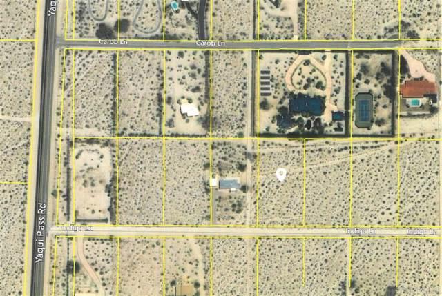 Indigo Lane #14, Borrego Springs, CA 92004 (#190001740) :: Neuman & Neuman Real Estate Inc.
