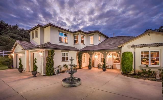 4554 Highland Oaks St, Fallbrook, CA 92028 (#190002072) :: The Yarbrough Group