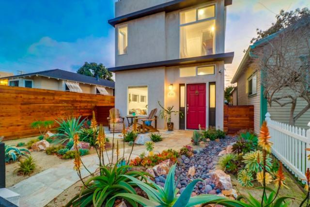 4721 Muir Ave, San Diego, CA 92107 (#190002168) :: Steele Canyon Realty