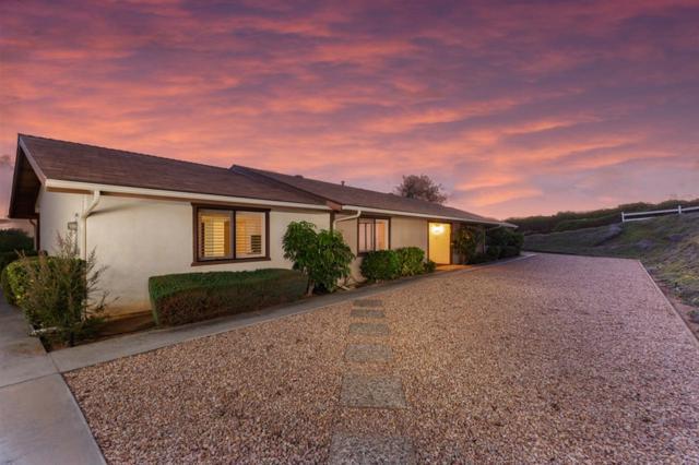 901 Pepper Tree Ln., Fallbrook, CA 92028 (#190002203) :: Steele Canyon Realty