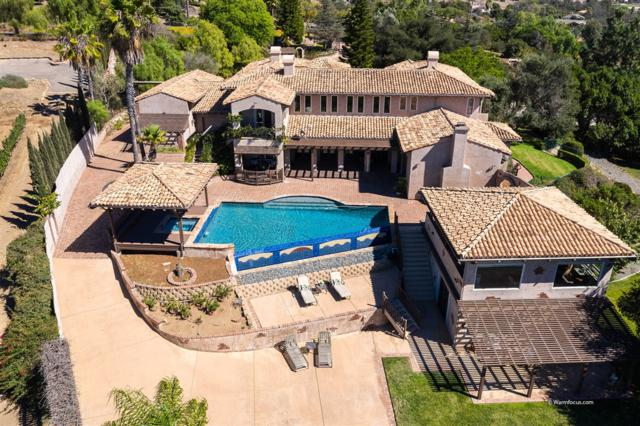 4567 Sleeping Indian Rd, Fallbrook, CA 92028 (#190002475) :: Coldwell Banker Residential Brokerage