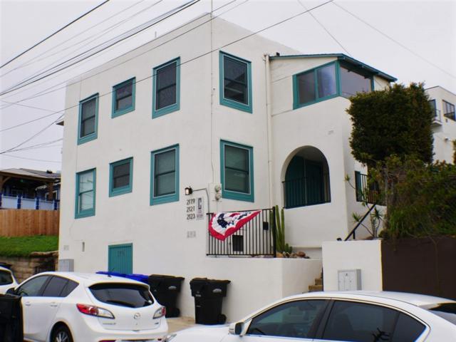 2119-2123 Albatross Street, San Diego, CA 92101 (#190003073) :: Coldwell Banker Residential Brokerage