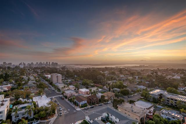 3535 1st Avenue 8D, San Diego, CA 92103 (#190003143) :: Coldwell Banker Residential Brokerage