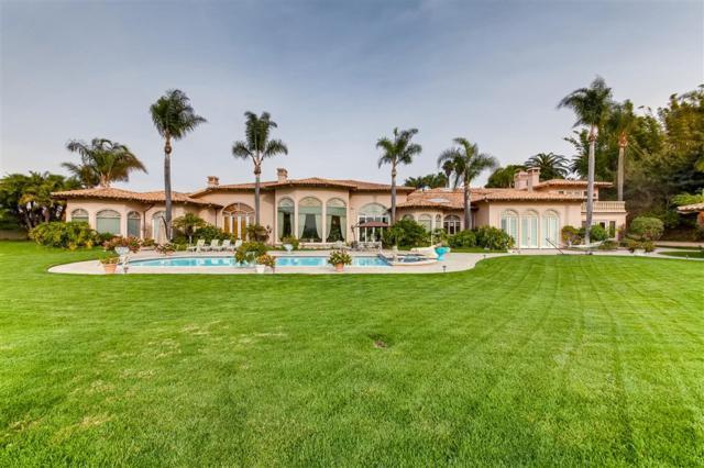 6827 Alydar Corte, Rancho Santa Fe, CA 92067 (#190003154) :: Cane Real Estate
