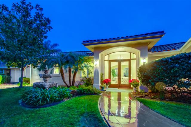 1166 Arroyo Pacifica, Fallbrook, CA 92028 (#190003223) :: Whissel Realty