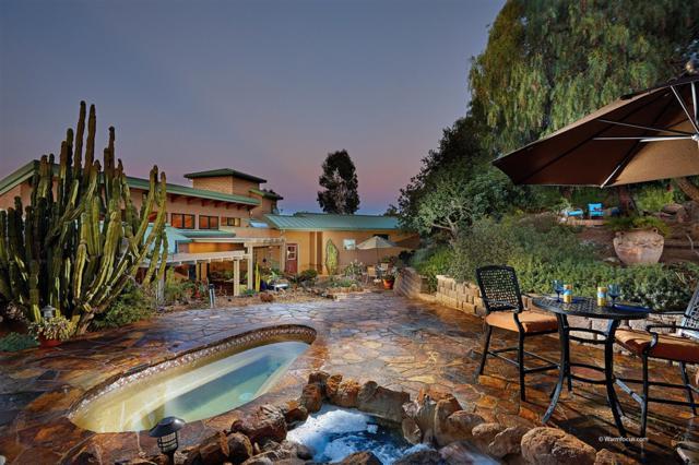19455 Via Cuesta, Ramona, CA 92065 (#190003591) :: Coldwell Banker Residential Brokerage