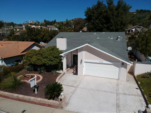 1416 Gary  Ln., Escondido, CA 92026 (#190004251) :: Whissel Realty