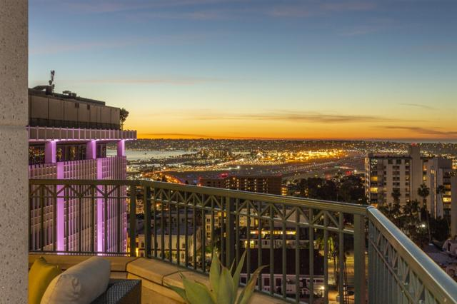 2500 6th Avenue Penthouse 4, San Diego, CA 92103 (#190004368) :: Whissel Realty