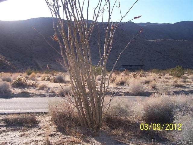 17 Anza Park Trail #17, Borrego Springs, CA 92004 (#190004624) :: Neuman & Neuman Real Estate Inc.