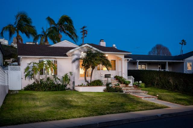 5733 Beaumont Avenue, La Jolla, CA 92037 (#190005001) :: Whissel Realty