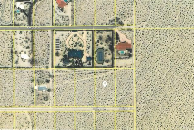 Indigo Lane #16, Borrego Springs, CA 92004 (#190005307) :: Neuman & Neuman Real Estate Inc.