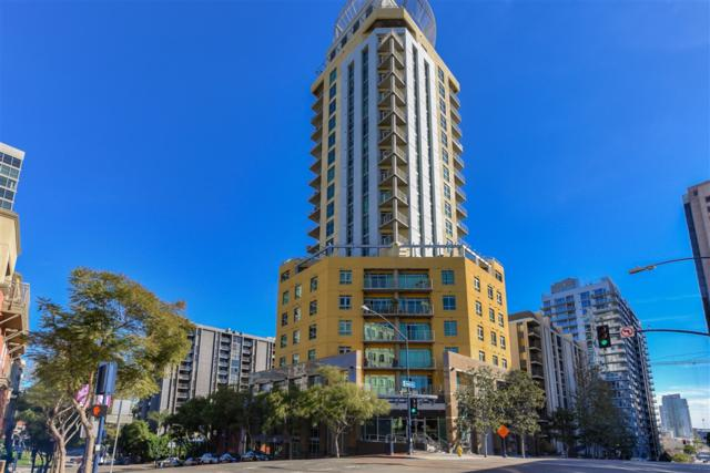 801 Ash St #1302, San Diego, CA 92101 (#190005880) :: Coldwell Banker Residential Brokerage
