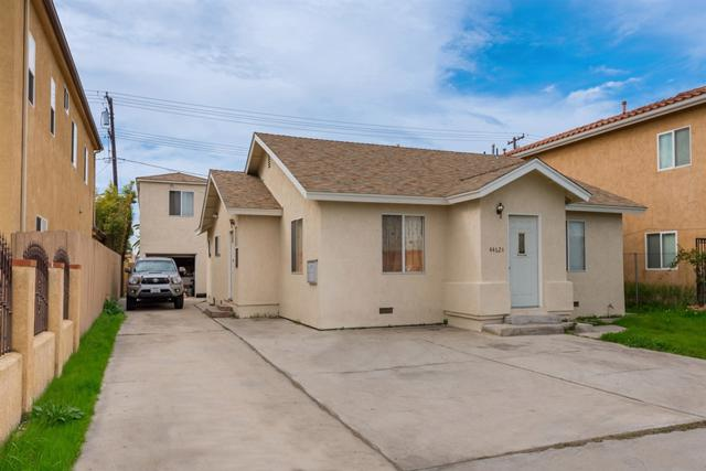 4458-4462 40th Street, San Diego, CA 92116 (#190007195) :: Whissel Realty