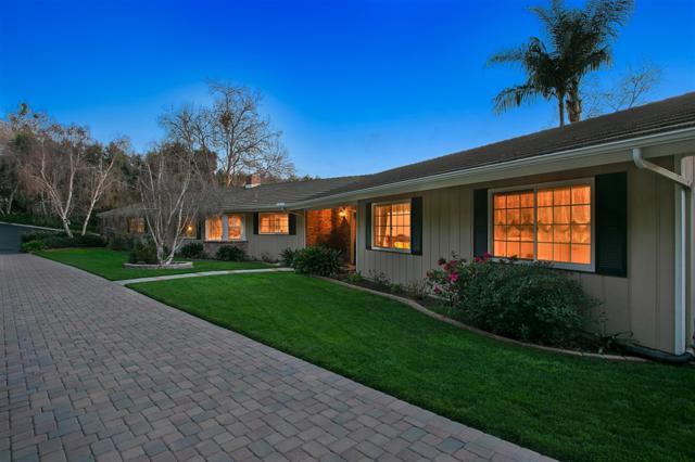 1455 Via Vista, Fallbrook, CA 92028 (#190008114) :: Farland Realty