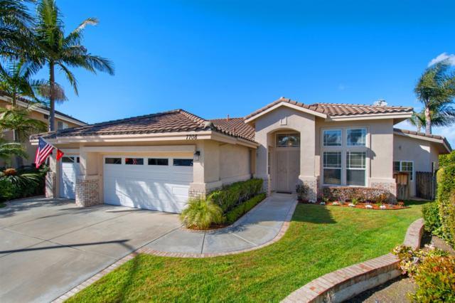 7708 Corte Violeta, Carlsbad, CA 92009 (#190008635) :: Neuman & Neuman Real Estate Inc.