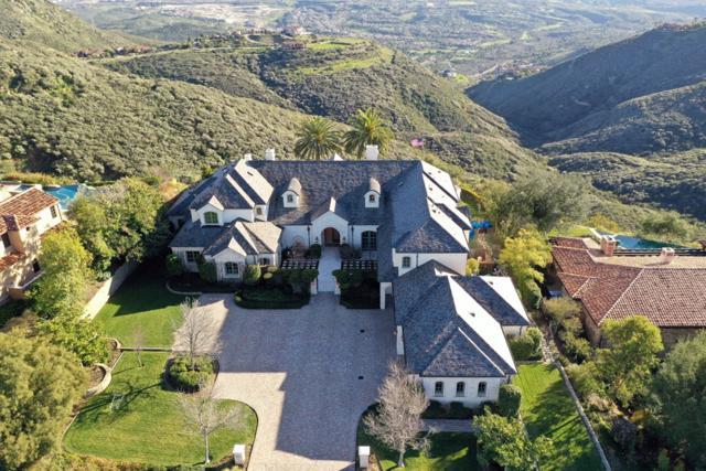 18311 Via Ambiente, Rancho Santa Fe, CA 92067 (#190009186) :: Coldwell Banker Residential Brokerage