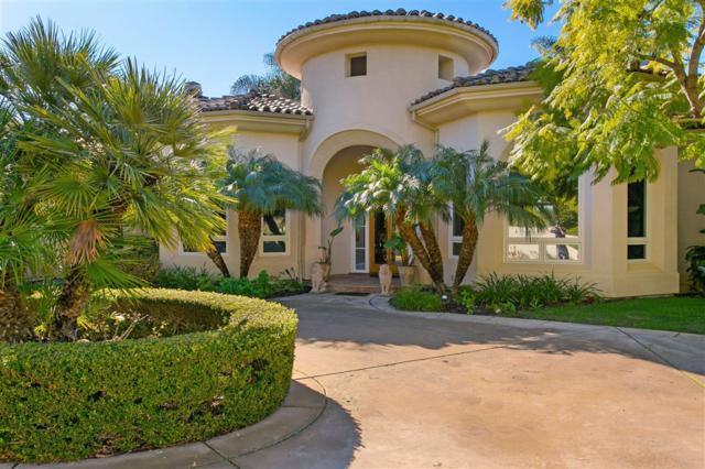 14810 Las Mananas, Rancho Santa Fe, CA 92067 (#190009281) :: Neuman & Neuman Real Estate Inc.