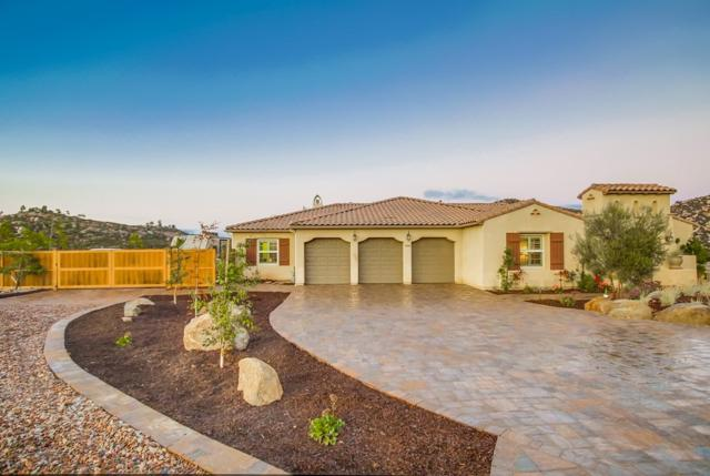 12884 Vineyard Crest Place, Lakeside, CA 92040 (#190009495) :: Whissel Realty