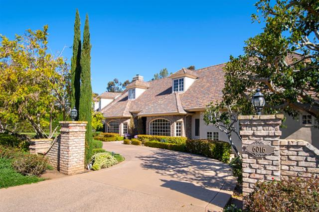 6016 Via Canada Del Osito, Rancho Santa Fe, CA 92067 (#190011091) :: Neuman & Neuman Real Estate Inc.