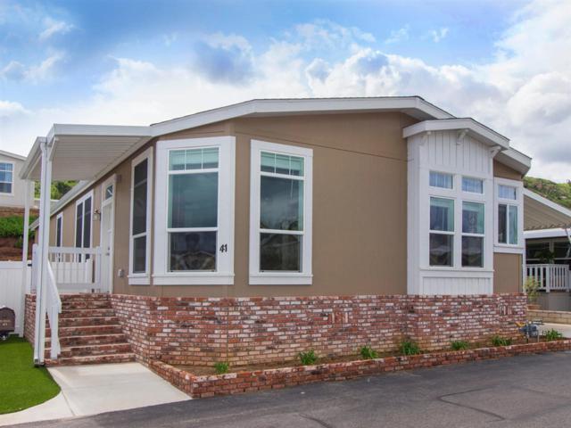 4650 Dulin Rd. #41, Fallbrook, CA 92028 (#190011728) :: Neuman & Neuman Real Estate Inc.