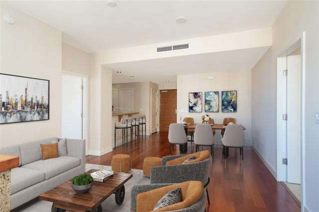 700 W E Street #1805, San Diego, CA 92101 (#190011819) :: Coldwell Banker Residential Brokerage