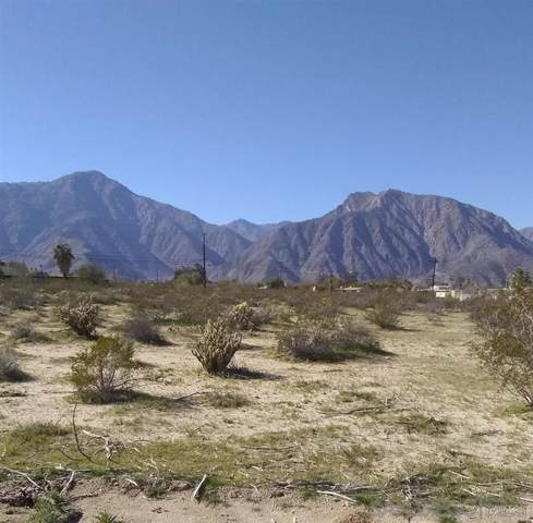 Lots 26, 27 N Borrego Springs Rd 26 & 27, Borrego Springs, CA 92004 (#190012557) :: Neuman & Neuman Real Estate Inc.