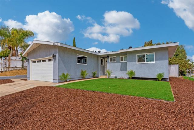 2249 Calle Tortuosa, San Diego, CA 92139 (#190012979) :: Neuman & Neuman Real Estate Inc.