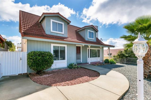 1011 La Mesa Ave, Spring Valley, CA 91977 (#190014078) :: Coldwell Banker Residential Brokerage
