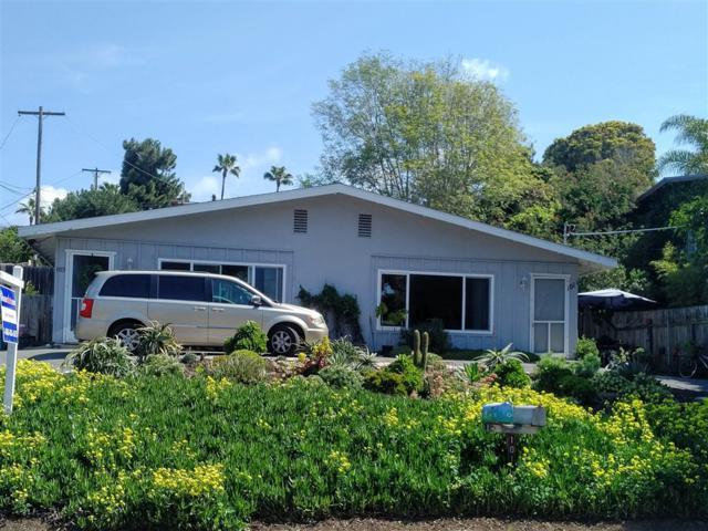 1011-1013 Hygeia Ave., Encinitas, CA 92024 (#190015664) :: Coldwell Banker Residential Brokerage