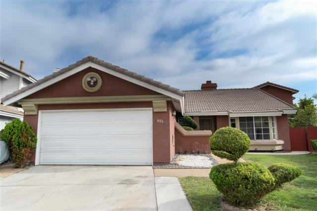 806 Crosspoint Ct, San Diego, CA 92114 (#190016173) :: Whissel Realty