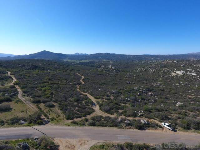2 Harris Ranch Rd. #2, Potrero, CA 91963 (#190016642) :: Neuman & Neuman Real Estate Inc.