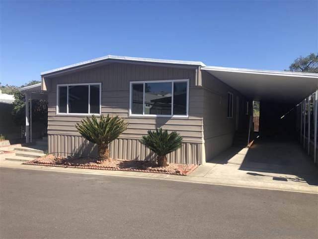 9500 Harritt Rd #135, Lakeside, CA 92040 (#190017004) :: Neuman & Neuman Real Estate Inc.