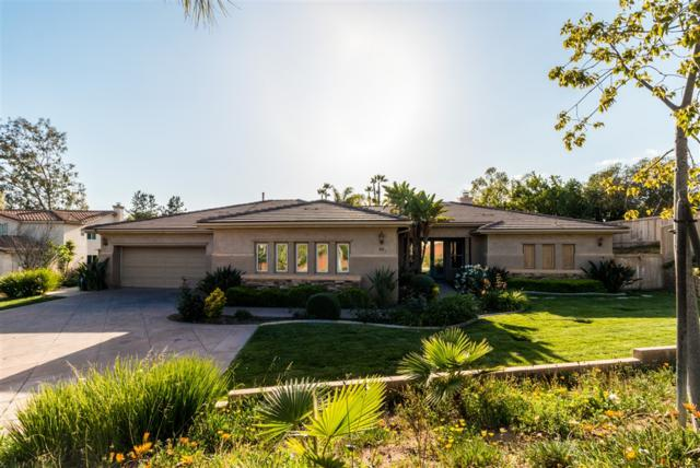 816 Hillcrest Terrace, Fallbrook, CA 92028 (#190017565) :: The Yarbrough Group