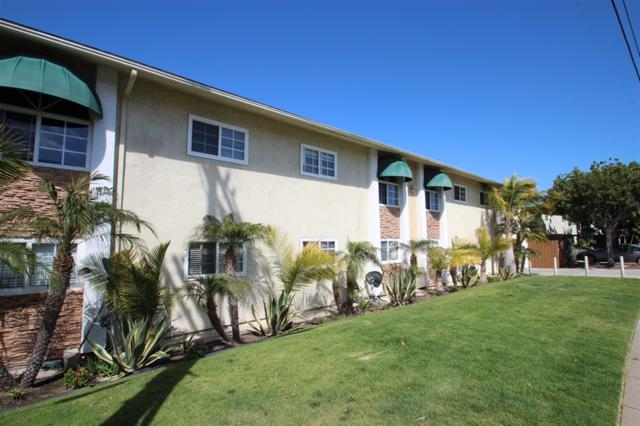 2217 Burroughs St #7, San Diego, CA 92111 (#190018257) :: Coldwell Banker Residential Brokerage