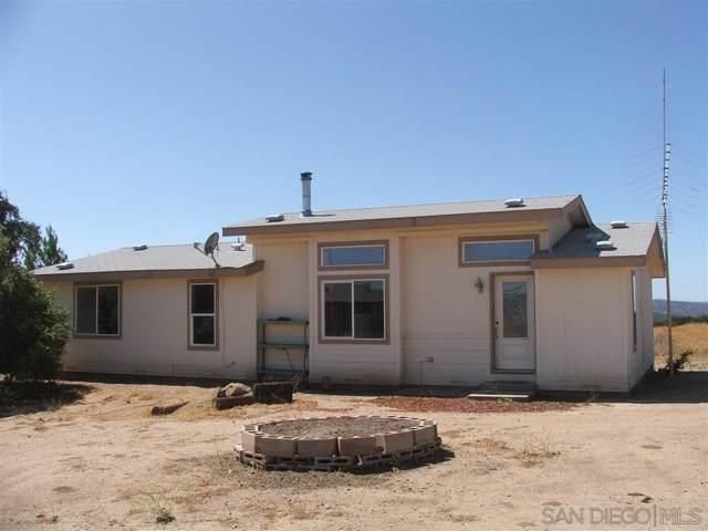 27680 Skyway Drive, Ranchita, CA 92066 (#190018696) :: Keller Williams - Triolo Realty Group