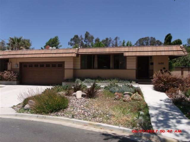 1688 Blackthorne, El Cajon, CA 92020 (#190019262) :: Ascent Real Estate, Inc.