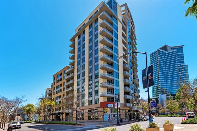253 10th Ave #629, San Diego, CA 92101 (#190020805) :: Welcome to San Diego Real Estate