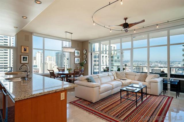 550 Front Street #1704, San Diego, CA 92101 (#190020827) :: Farland Realty