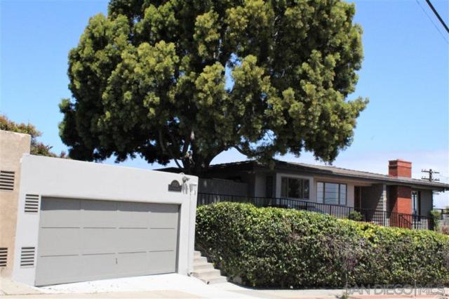 3902 La Cresta, San Diego, CA 92107 (#190021380) :: Coldwell Banker Residential Brokerage
