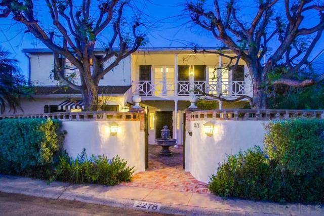 2278 San Juan Road, San Diego, CA 92103 (#190021385) :: Be True Real Estate