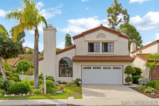 11949 Calle Parral, San Diego, CA 92128 (#190021423) :: Coldwell Banker Residential Brokerage