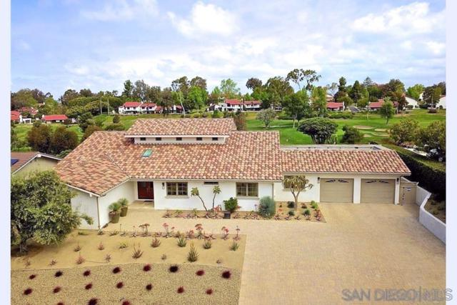 420 Loma Larga Drive, Solana Beach, CA 92075 (#190021520) :: Coldwell Banker Residential Brokerage