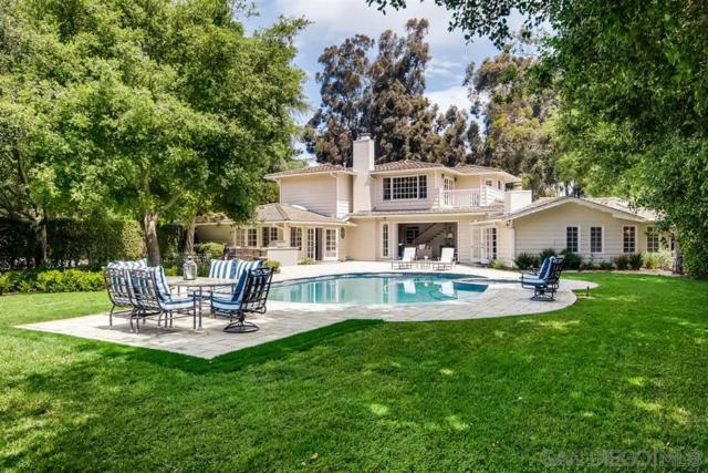 16259 Via Del Alba, Rancho Santa Fe, CA 92067 (#190021549) :: Coldwell Banker Residential Brokerage