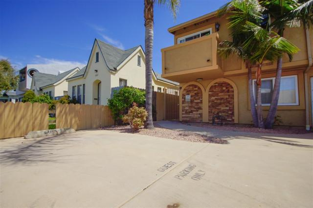 3661 43Rd St #2, San Diego, CA 92105 (#190021669) :: The Yarbrough Group