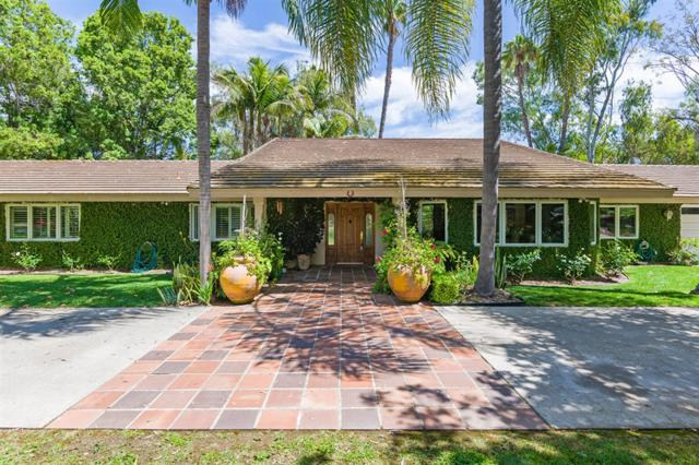 17495 Avenida Peregrina, Rancho Santa Fe, CA 92067 (#190021840) :: Coldwell Banker Residential Brokerage