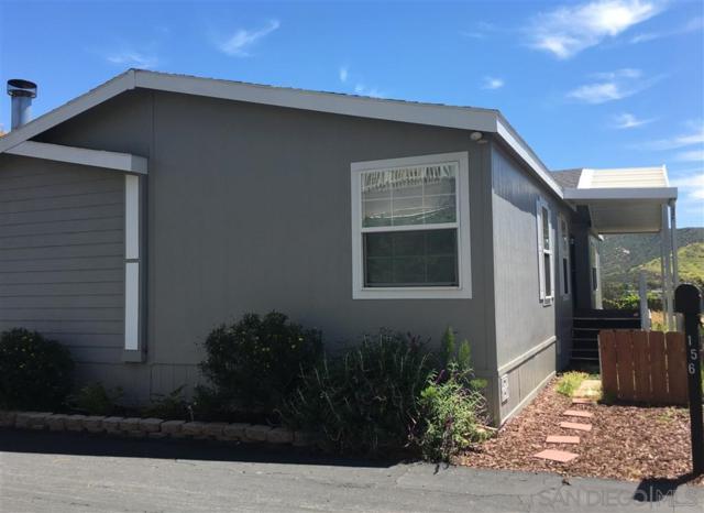13162 Highway 8 Business Spc #156, El Cajon, CA 92021 (#190022249) :: Neuman & Neuman Real Estate Inc.