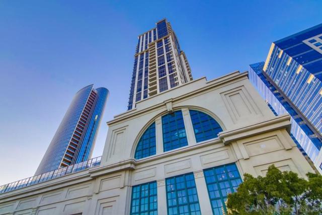 700 W E Street #2005, San Diego, CA 92101 (#190022309) :: Pugh | Tomasi & Associates